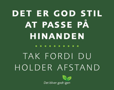 Hold afstand facebook og linkedin